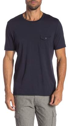 Michael Bastian Crew Neck Pocket Tee