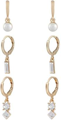 6f0b325bc Accessorize Gold Earrings - ShopStyle UK