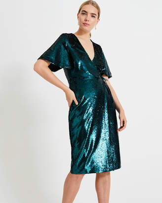 Phase Eight Kyra Sequin Dress