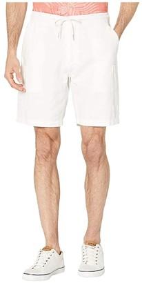 Reyn Spooner Linen Cargo Shorts
