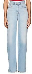 Fiorucci Women's Billy Wide-Leg Jeans-Lt. Blue