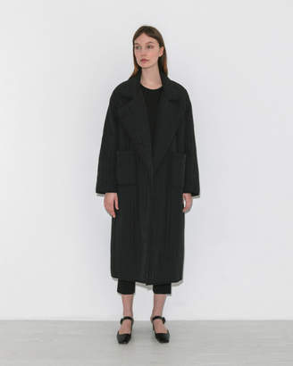 Nomia Quilted Overcoat