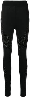 Philipp Plein embellished leggings