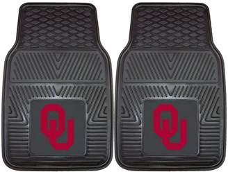 Fanmats FANMATS 2-pk. Oklahoma Sooners Car Floor Mats