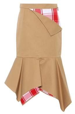 Monse Cotton-blend skirt