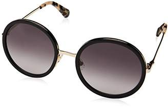 Kate Spade Women's Lamonica/s Round Sunglasses