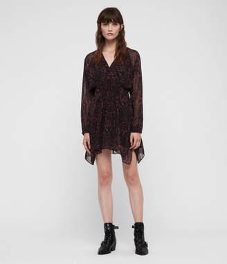 AllSaints Nichola Rosey Dress