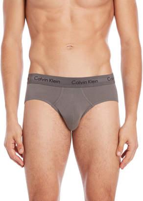 Calvin Klein 3-Pack Classic Hip Briefs