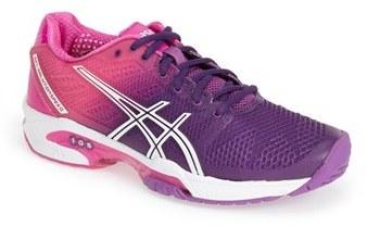 Asics 'GEL Solution Speed 2' Tennis Shoe (Women)