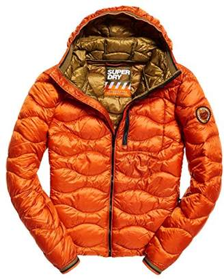 Superdry Men's Quilt Hooded Jacket