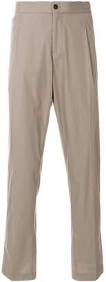 Salvatore Ferragamo elasticated waist trousers