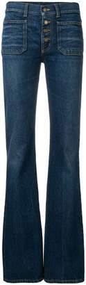 Saint Laurent flared jeans