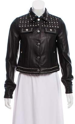 Rebecca Minkoff Studded Leather Jackets w/ Tags