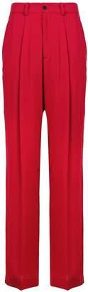 Joseph Riska silk trousers