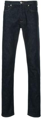 A.P.C. classic fitted jeans
