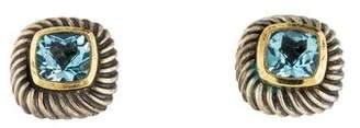 David Yurman Topaz Albion Earrings