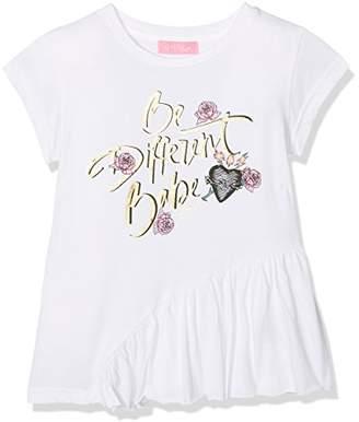 Gaudi' Gaudì Girl's 811JD64031-2100 T - Shirt (White 2100), 152 cm