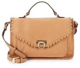 East Side Leather Satchel