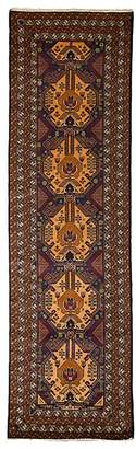 "Bloomingdale's Tribal Collection Oriental Rug, 2'8"" x 9'5"""