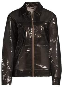 Rains LTD Mirage Capsule Boxy Jacket