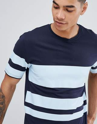 ONLY & SONS Block Stripe T-Shirt