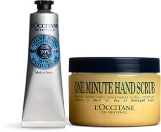 L'Occitane (ロクシタン) - シア ハンドケアデュオ|ロクシタン公式通販