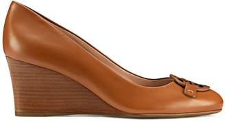 Tory Burch MILLER WEDGE, LEATHER