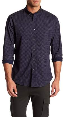 Slate & Stone Printed Woven Regular Fit Shirt