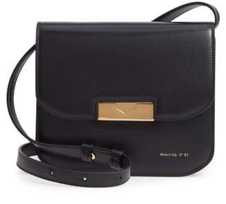 Victoria Beckham Eva Calfskin Leather Crossbody Bag