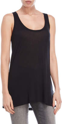 The Kooples Slub Jersey Tank Top