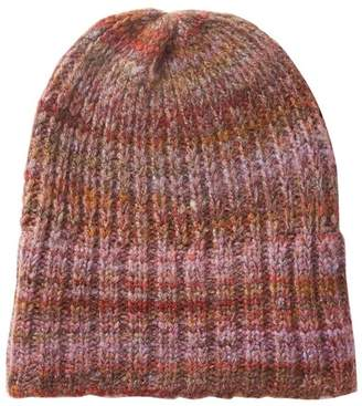 Melrose and Market Rainbow Space Dyed Beanie