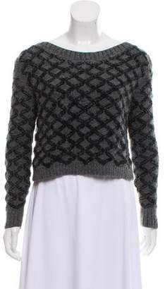 Rachel Comey Alpaca Crop Sweater
