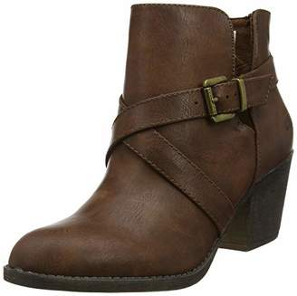Rocket Dog Women's' Sasha Ankle Boots, Brown (Brown Archive Brown Archive), 40 EU