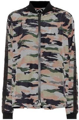 The Upside Camouflage track jacket