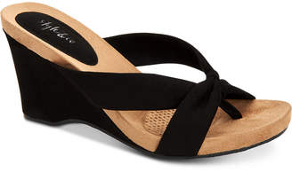 Style&Co. Style & Co Chickaa Wedge Sandals