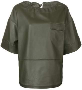 Golden Goose short-sleeve oversized top