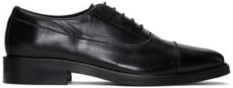 Tiger of Sweden Black Salvin Oxfords