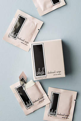 Whish Deodorant Swipes