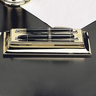 El Casco NEW Double Pen Holder Gold