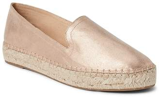 Gap Metallic Loafer Espadrilles