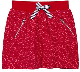 Jean Bourget Girl's Jupe Maille SPO Skirt,(Manufacturer Size: 3A)