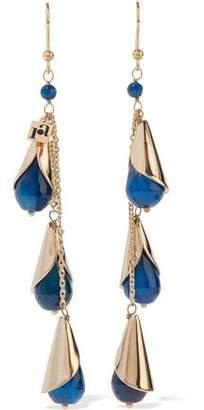 Rosantica Bellini Gold-Tone Bead Earrings