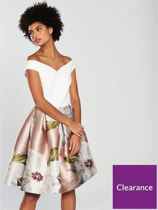 Ted Baker Valtia Chatsworth Bloom Jacquard Dress
