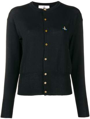 Vivienne Westwood crest cardigan