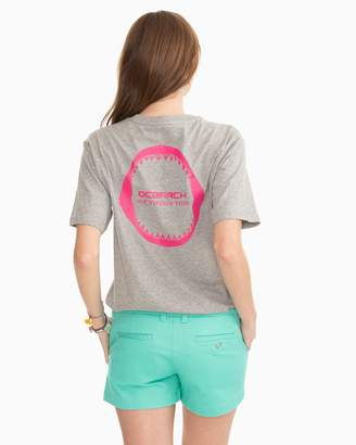 Southern Tide Shark Mouth Graphic T-shirt