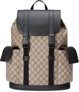 Gucci Soft GG Supreme backpack