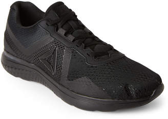 Reebok Black & Gravel Astroride Run Edge Running Sneakers
