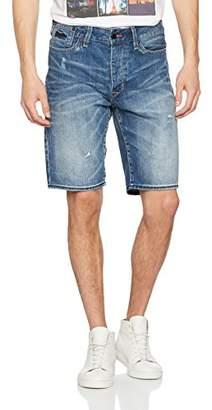 Superdry Men's Biker Short,(Size: 33)