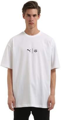 Puma Select Minions Oversized Cotton Jersey T-Shirt