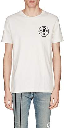 Off-White Men's Cotton Jersey T-Shirt